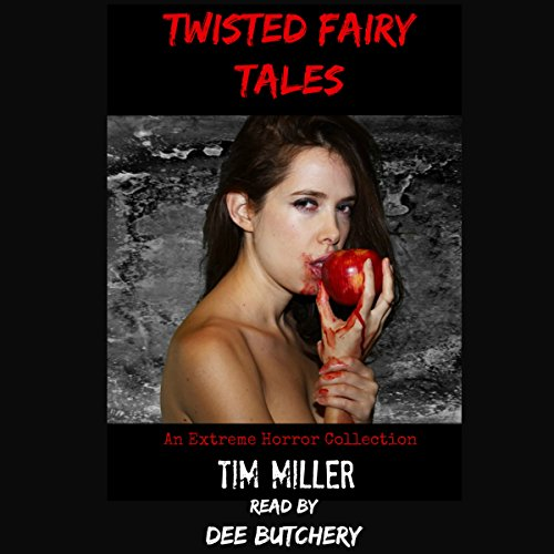 Twisted Fairy Tales audiobook cover art
