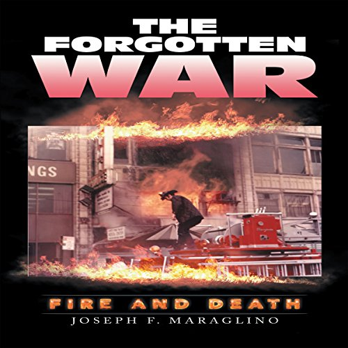 The Forgotten War audiobook cover art