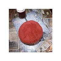 紫豚ユニコーンアート財布 本物 革 ジッパー コインフォン 財布 クラッチレディース用