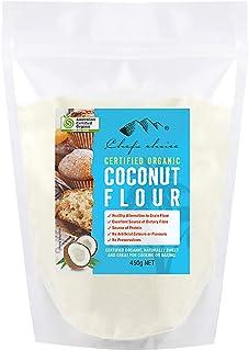 シェフズチョイス(Chef's choice) オーガニックココナッツフラワー 450g Organic coconut flour