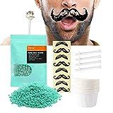 Nose Wax Nasenhaarentferner Nasenwachs Set Mehrzweck Haarentferner Nasenhaarentfernung für Männer...