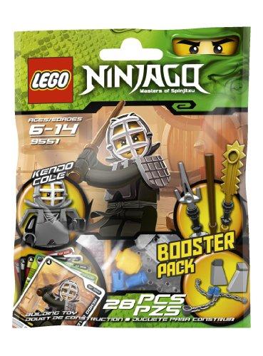LEGO 9551Ninjago–Paket von Beginn Kendo Cole