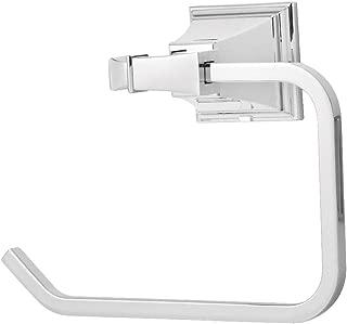 Speakman SA-1304 Rainier Bathroom Square Towel Ring, Polished Chrome
