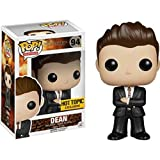 Funko Pop Television : Supernatural - Dean (Hot Toplc Exclusive) 3.75inch Vinyl Gift for TV Fans Sup...