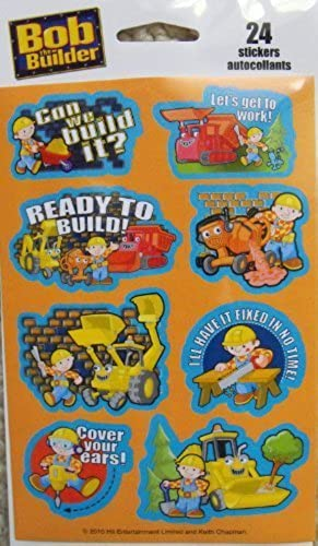 ventas en linea Bob the the the Builder  Stickers by Kid Squad  nuevo estilo