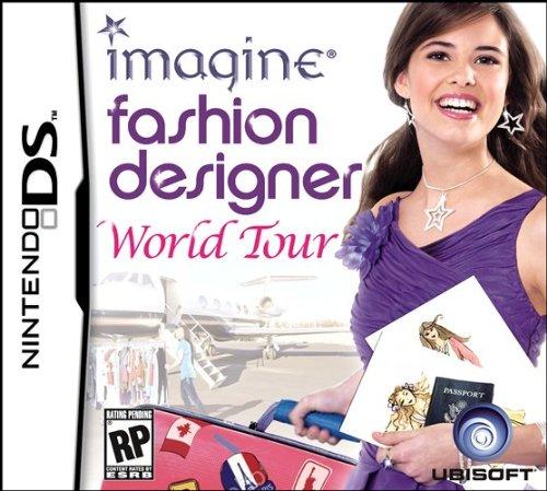 Imagine: Fashion Designer World Tour NDS