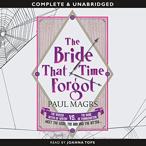 The Bride that Time Forgot audiobook cover art