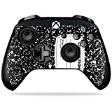 MightySkins Skin Compatible with Microsoft Xbox One X Controller - Composition Book | Protective, Durable, and Unique Vinyl wrap Cover | Easy to Apply, Remove, and Change Styles | Made in The USA