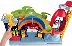 Toy Story pizza planet playset