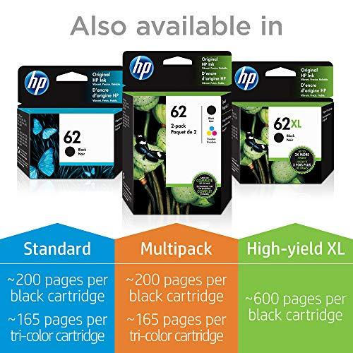 HP 62XL | Ink Cartridge | Tri-color | C2P07AN