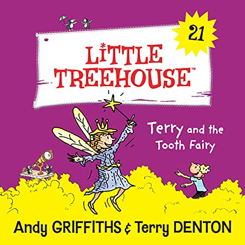Terry and the Tooth Fairy cover art