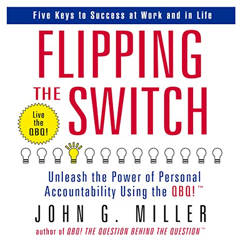 Flipping the Switch audiobook cover art