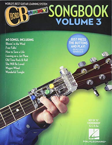 Chordbuddy Songbook - Volume 3