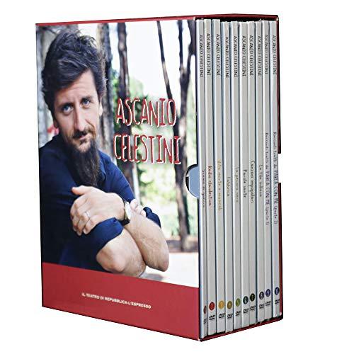 Ascanio Celestini - Collezione completa di 10 DVD