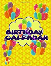 BIRTHDAY CALENDAR: BIRTHDAY CALENDAR!!! use this to record your frinds and family's birthday's. so you dont forget .why not make them a birthday card!!!