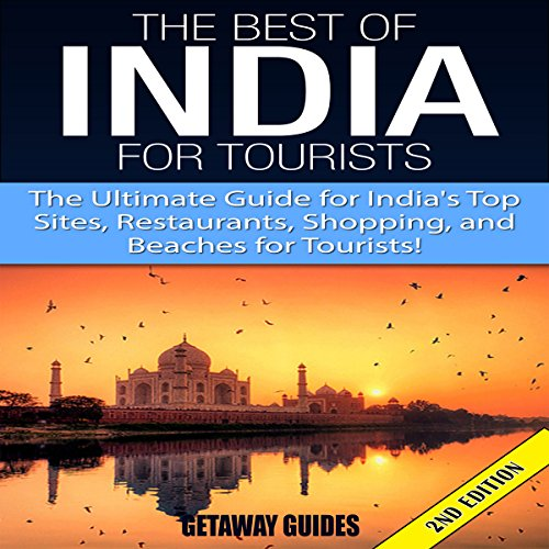 The Best of India for Tourists, 2nd Edition audiobook cover art
