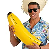 Guirca Fiesta gui18402 - Banana Hinchable, 70 cm