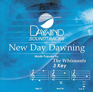 New Day Dawning Accompaniment/Performance Track