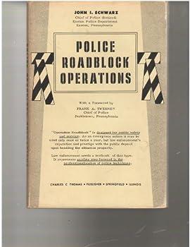 Hardcover Police Roadblock Operations Book