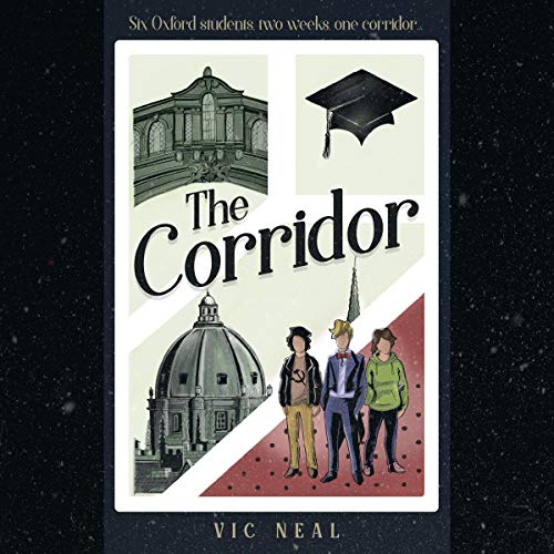 The Corridor Audiobook By Vic Neal cover art