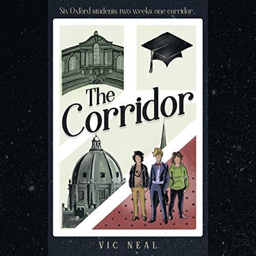 The Corridor audiobook cover art
