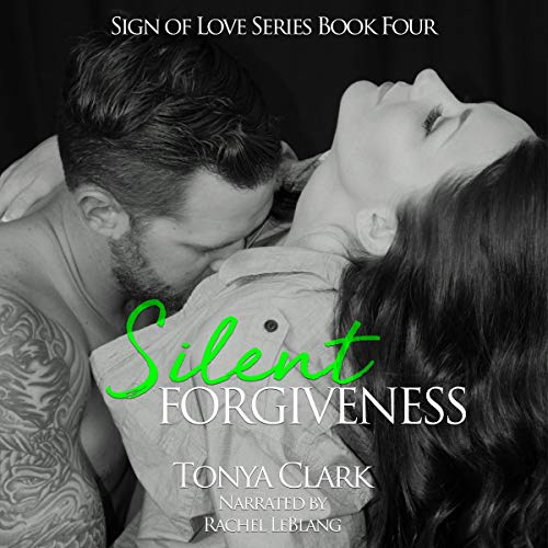 Silent Forgiveness audiobook cover art