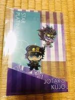 ジョジョの奇妙な冒険 ジョジョ 承太朗 A6クリアファイル クリアポストカード