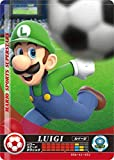 Nintendo Mario Sports Superstars Amiibo Card Soccer Luigi for Nintendo Switch, Wii U, and 3DS