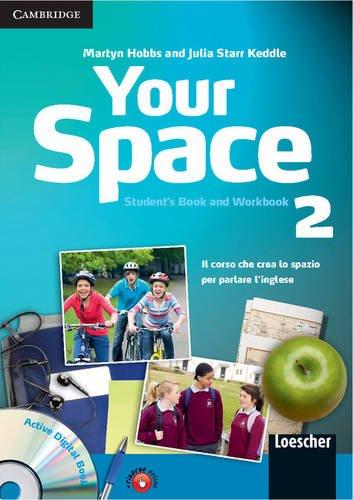 Your space. Per la Scuola media. Con CD Audio. Con CD-ROM. Con espansione online [Lingua inglese]: Vol. 2