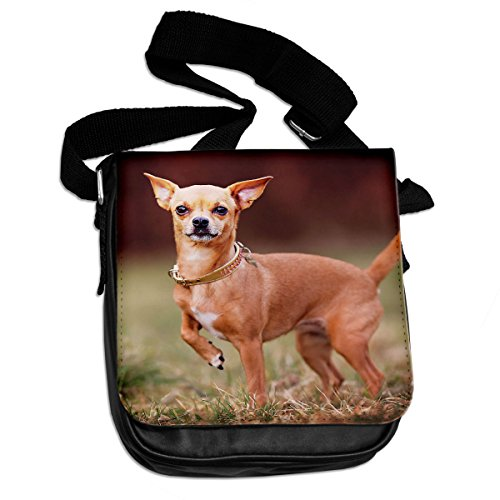 Chihuahua Dog Animal Shoulder Bag 078