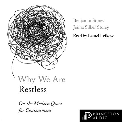 Couverture de Why We Are Restless