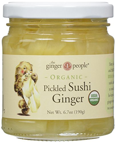 Ginger People Pickled Sushi Ginger
