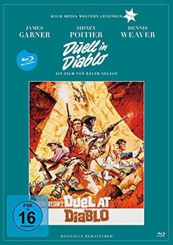 Duell in Diablo - Western Legenden No. 52 [Blu-ray]