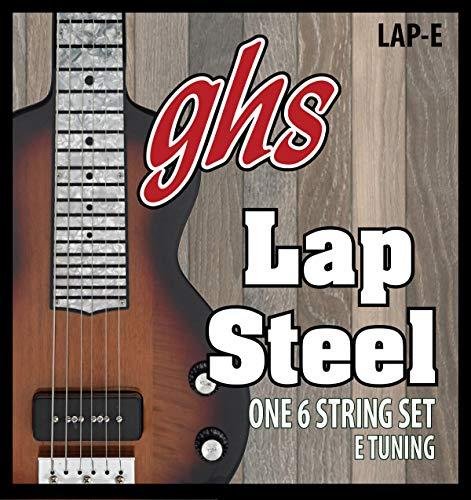 GHS LAP E Dynamite Alloy (E tuning) Lap Steel Guitar