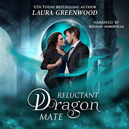Reluctant Dragon Mate audiobook cover art