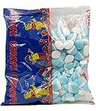 Haribo - Besos Cherry - Besitos azules - 1 kg