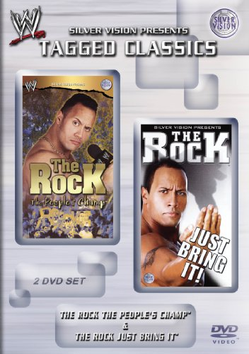 WWE - The Rock: The Peoples Champ & Just Bring It [2 DVDs] [UK Import]