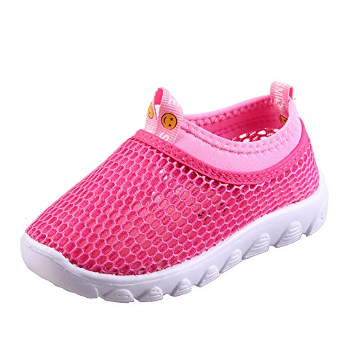 CIOR Toddler Kids Water Shoes Breathable Mesh Running Sneakers Sandals...