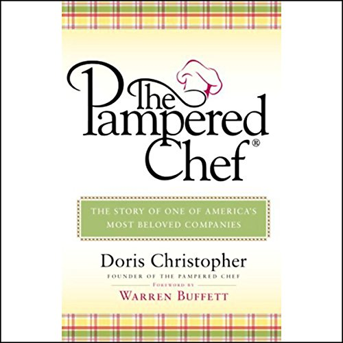The Pampered Chef audiobook cover art