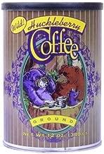 Wild Huckleberry Coffee from Montana