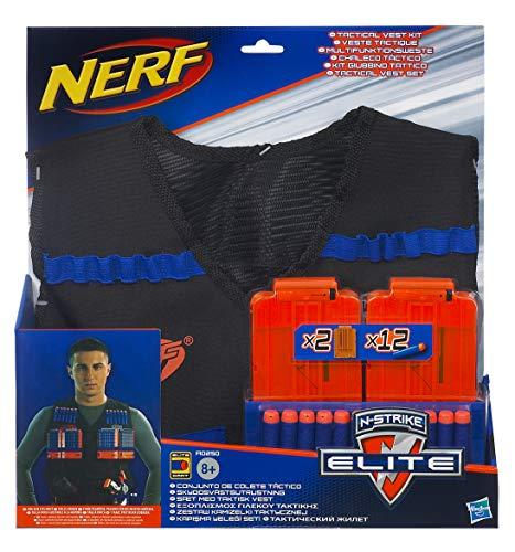 Nerf - Chaleco táctico (Hasbro A0250148)