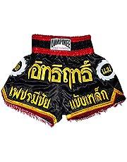 Lumpinee Pantalones cortos Muay Thai Kick Boxing: LUM-017