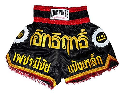 Lumpinee Muay Thai Kick Boxeo Pantalones Boxeo Tailandes :