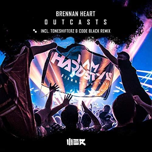 Brennan Heart, Toneshifterz & Code Black