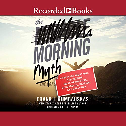 The Morning Myth cover art