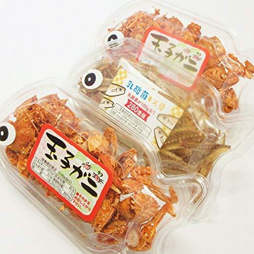 乳酸菌 キス骨 40gx1 玉子カニ 50gx2 個包装 骨せんべい おつまみ 珍味 ギフト