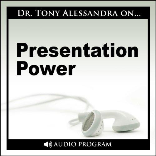 Presentation Power audiobook cover art