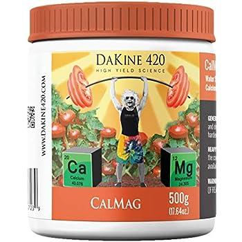 DaKine 420 CalMag 12-2-12 Indoor Plant Food & Fertilizer, 500g