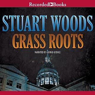 Grass Roots audiobook cover art