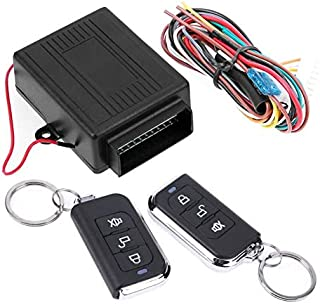 New-Sky-View - 12V Universal Car Alarm Systems Remote Central Kit Door Lock Vehicle Keyless Entry System Central Locking With Remote Control